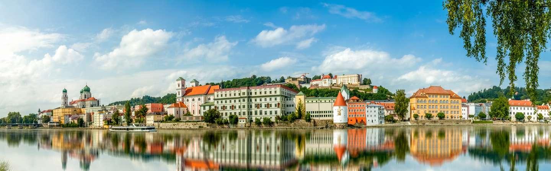 Reiseziel Bayern Passau
